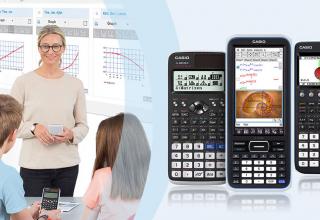 Calculadora escolar Casio